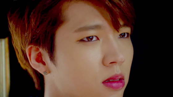 INFINITE Bad - Woohyun 1