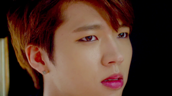 INFINITE Bad - Woohyun 2