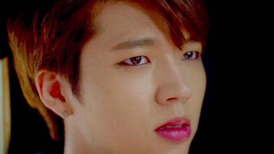 INFINITE Bad - Woohyun 3