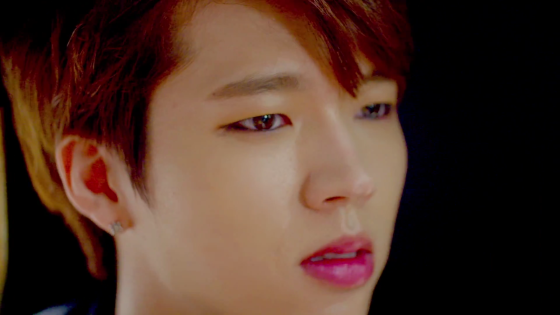 INFINITE Bad - Woohyun 4