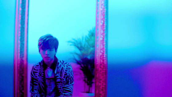 INFINITE Bad - Woohyun 7